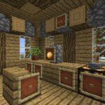 Minecraft Küche Esstisch Bar Coole Kche Ideen Fr Groe Rume Interieur Wandpaneel Glas Günstig Kaufen Weiß Matt Büroküche U Form Lüftungsgitter Sitzbank Wohnzimmer Minecraft Küche