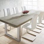 Esstische Designer Ausziehbar Massivholz Holz Rund Massiv Runde Design Kleine Moderne Esstische Esstische