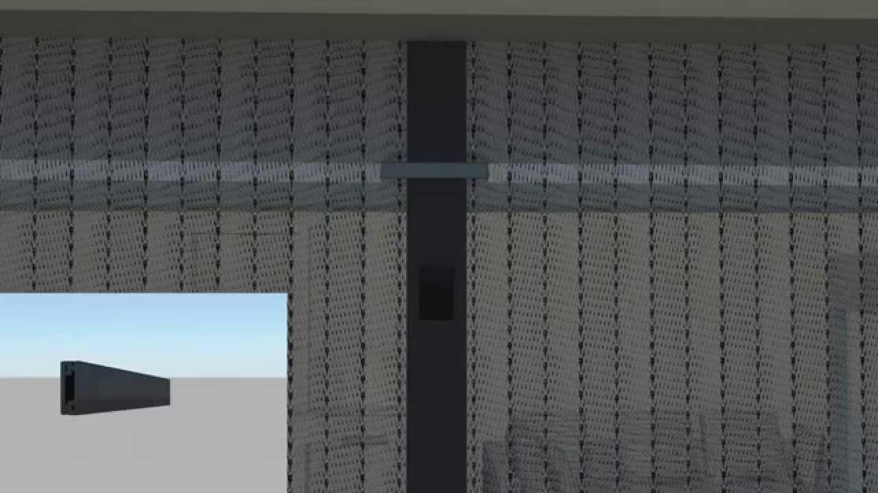 Full Size of Fliegengitter Magnet Magnetvorhang Von Jarolift Montage Youtube Fenster Maßanfertigung Magnettafel Küche Für Wohnzimmer Fliegengitter Magnet