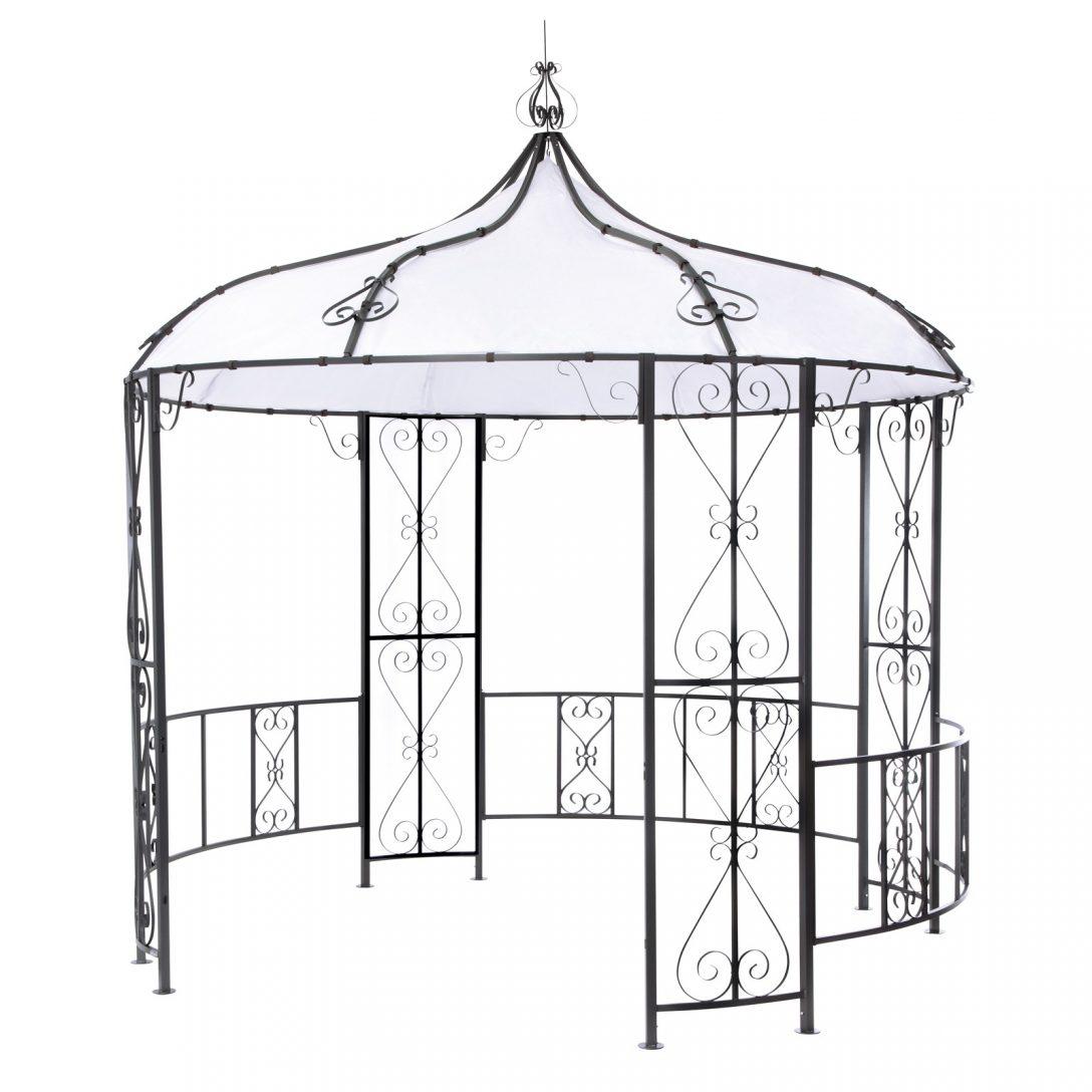 Large Size of Pavillon Rund Metall Gebraucht Ersatzdach Beige 3 5m Durchmesser Holz 6m 4 M 3m Pool Geschlossen Selber Bauen 2 200 Cm Mit Dach 4m Tepro Rowa Gartenpavillon Wohnzimmer Pavillon Rund
