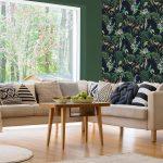 Tapeten Trends 2020 Wohnzimmer Trend Holen Wir Den Dschungel Ins Lampen Lampe Moderne Deckenleuchte Deko Dekoration Teppich Fototapeten Schrankwand Wohnzimmer Tapeten Trends 2020 Wohnzimmer