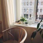Fensterbank Dekorieren Wohnzimmer