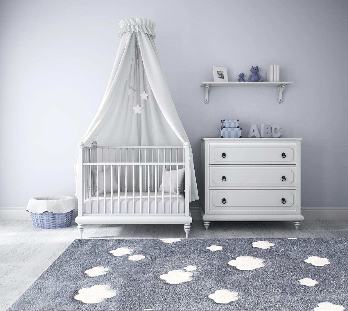 Full Size of Teppich Kinderzimmer 120x180 160x230 Grau Wei Wolke Wohnzimmer Teppiche Regale Regal Weiß Sofa Kinderzimmer Teppiche Kinderzimmer