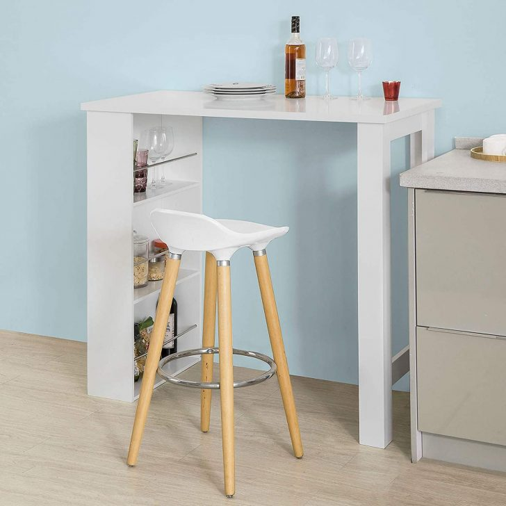 Medium Size of Küchenbartisch Sobuy Fwt17 W Bartisch Beistelltisch Stehtisch Kchentheke Wohnzimmer Küchenbartisch