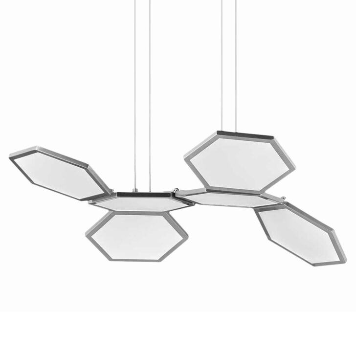 Medium Size of Hängelampen Led Pendelleuchte Hhenverstellbar Wofi Hngelampe Wohnzimmer Wohnzimmer Hängelampen