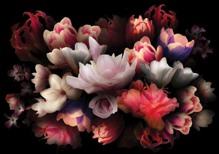 Medium Size of Fototapete Blumen Dekoriere Deine Welt Fenster Fototapeten Wohnzimmer Schlafzimmer Küche Wohnzimmer Fototapete Blumen