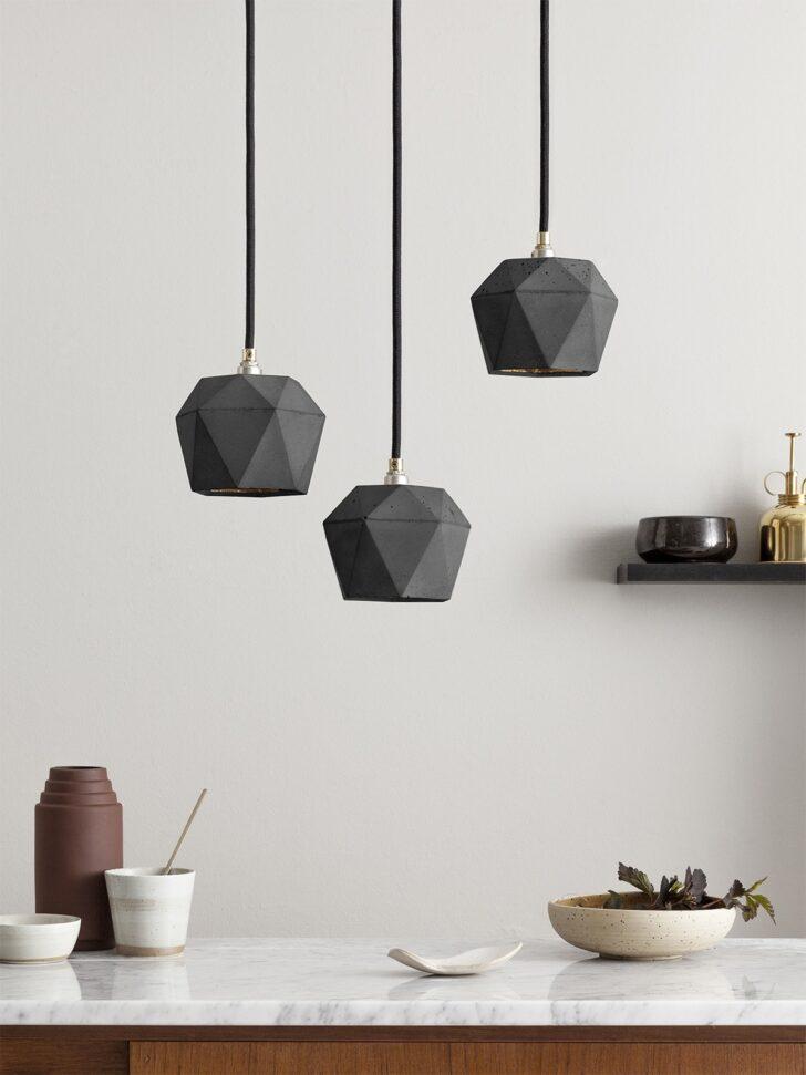 Medium Size of T2set Lampenbndel Trianguliert Wohnzimmer Hängelampen