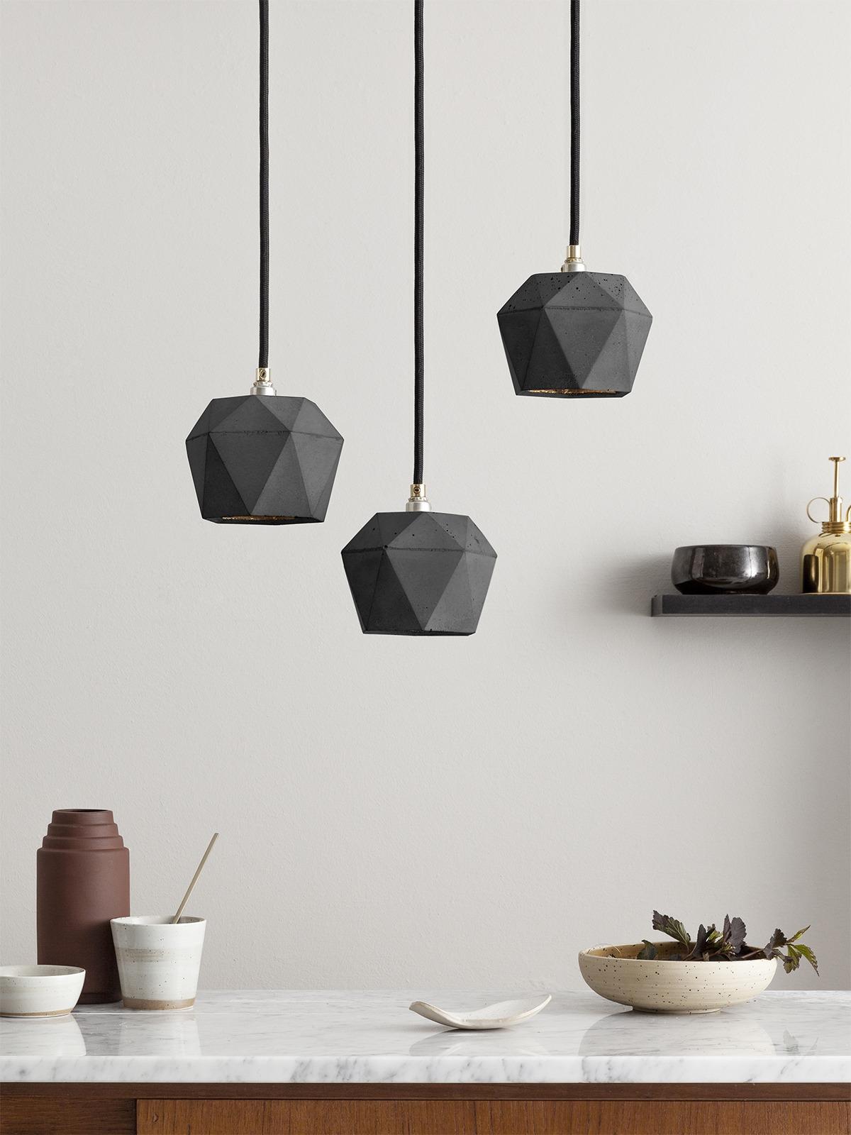 Full Size of T2set Lampenbndel Trianguliert Wohnzimmer Hängelampen