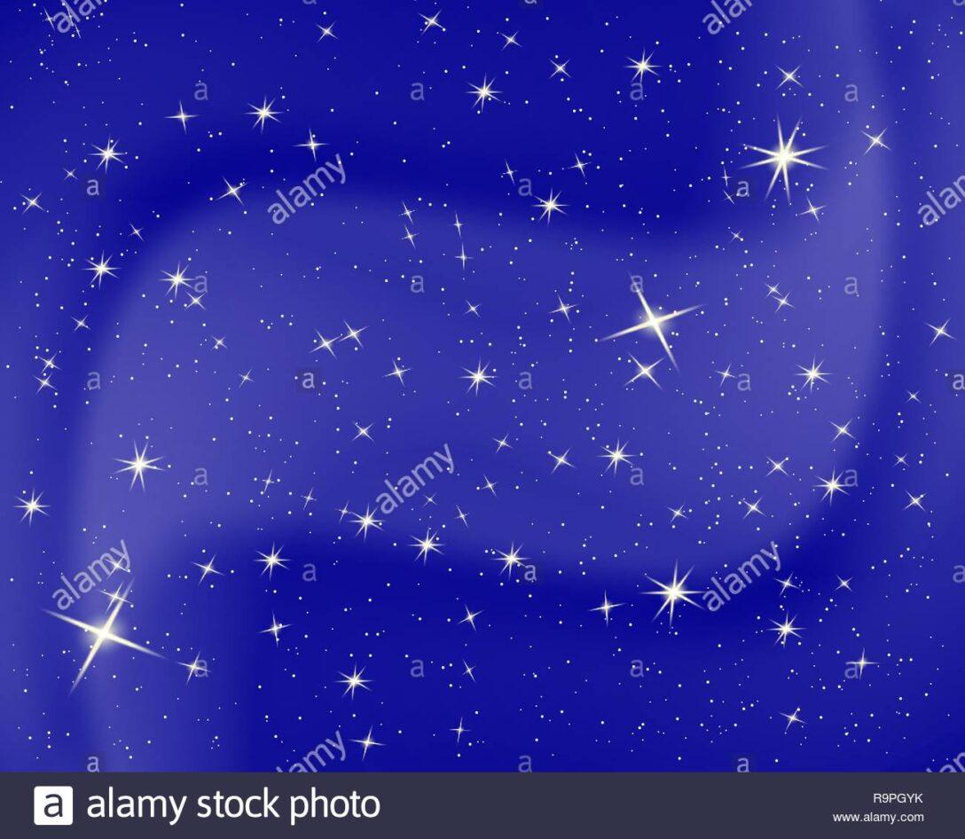 Large Size of Sternenhimmel Kinderzimmer Nachthimmel Mit Sternen Und Wolken Funkeln Blauen Regal Regale Sofa Weiß Kinderzimmer Sternenhimmel Kinderzimmer