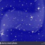 Sternenhimmel Kinderzimmer Kinderzimmer Sternenhimmel Kinderzimmer Nachthimmel Mit Sternen Und Wolken Funkeln Blauen Regal Regale Sofa Weiß