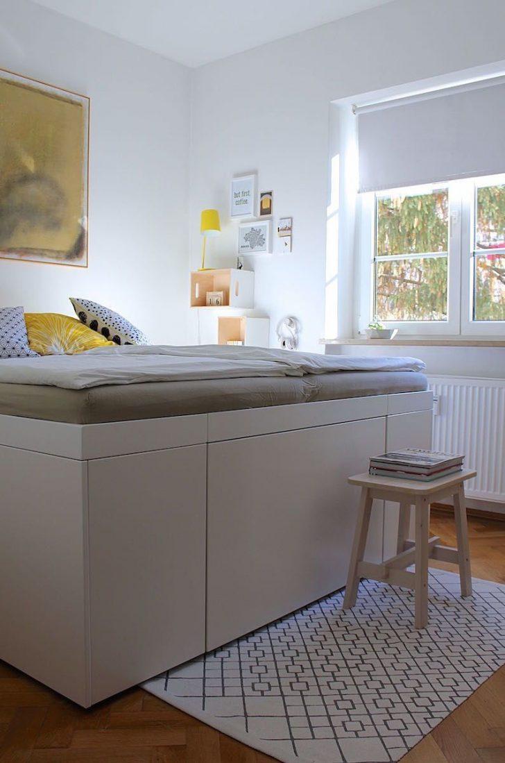 Medium Size of Bett Mit Stauraum Ikea Malm 160x200 Hack 120x200 140x200 Betten Küche Elektrogeräten Günstig Ohne Kopfteil Sofa Schlaffunktion Federkern Amazon 180x200 Wohnzimmer Bett Mit Stauraum Ikea