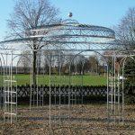Gartenpavillon Metall Wohnzimmer Gartenpavillon Metall Verzinkte Gartenpavillons Aus In Vielen Ausfhrungen Regale Regal Weiß Bett