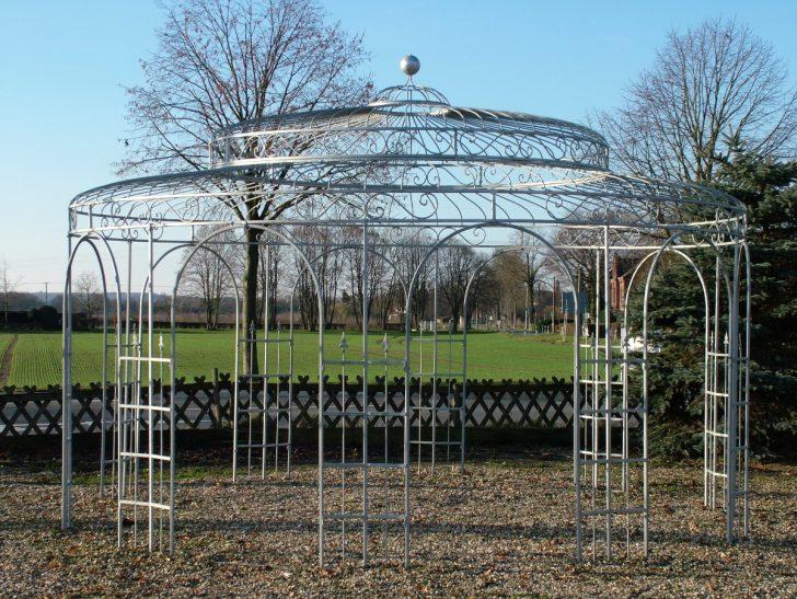 Medium Size of Gartenpavillon Metall Verzinkte Gartenpavillons Aus In Vielen Ausfhrungen Regale Regal Weiß Bett Wohnzimmer Gartenpavillon Metall