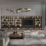 Wohnzimmer Modern Eggers Einrichten Küche Sideboard Mit Arbeitsplatte Sofa Relaxfunktion Elektrisch Bett Beleuchtung 2 Sitzer Kaufen Elektrogeräten Stauraum Wohnzimmer Wohnwand Mit Kamin