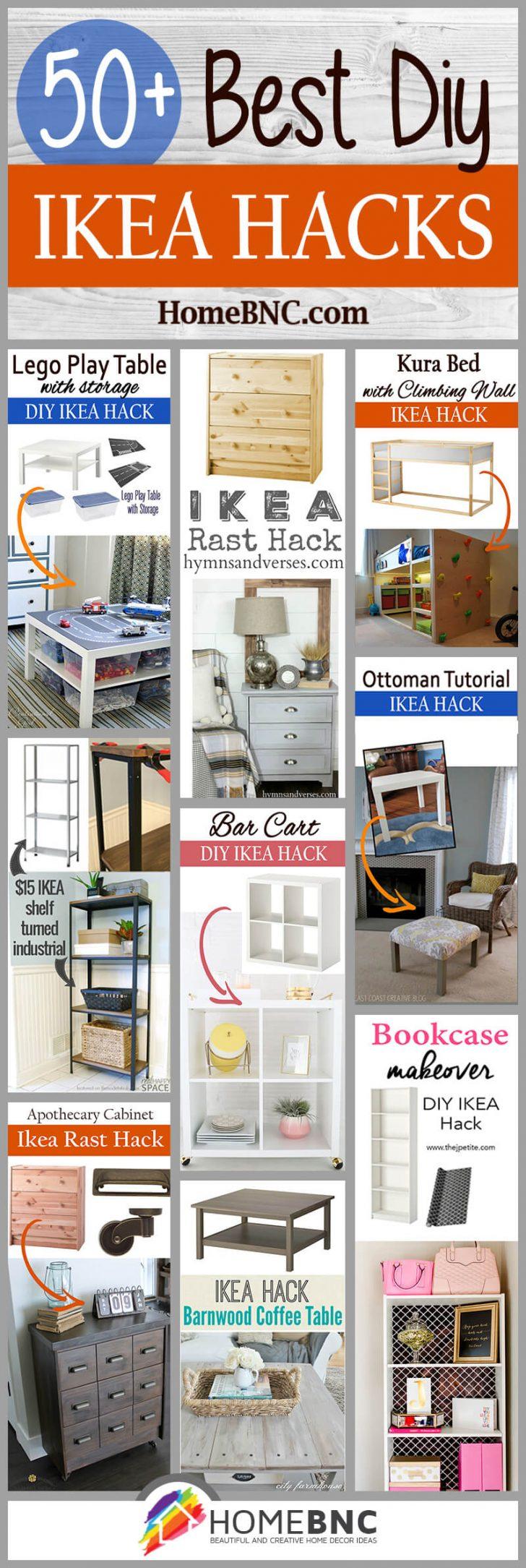 Medium Size of Ikea Hacks 50 Best Hack Ideas And Designs For 2020 Küche Kaufen Modulküche Betten Bei Kosten Miniküche Sofa Mit Schlaffunktion 160x200 Wohnzimmer Ikea Hacks