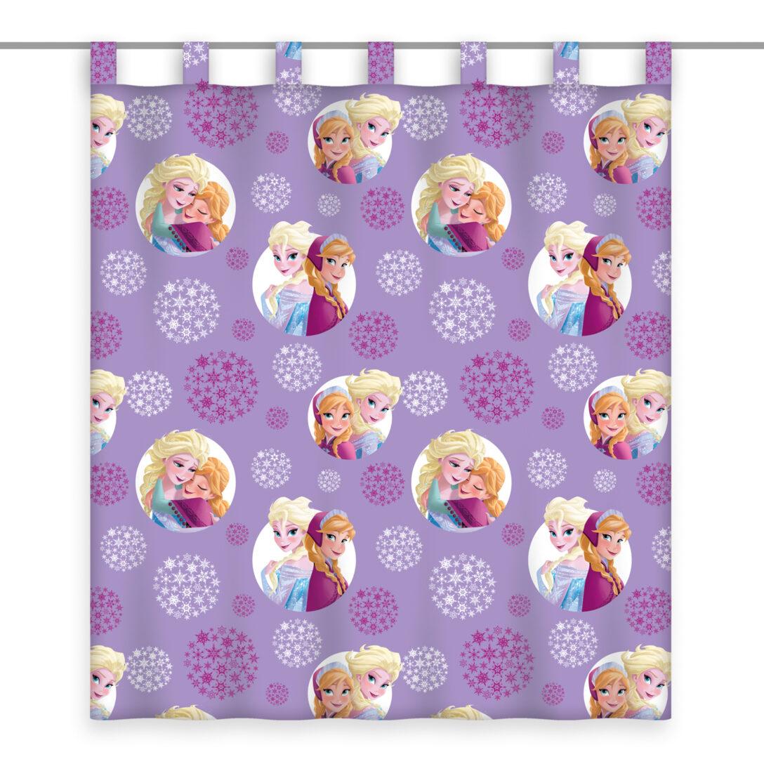 Large Size of Schlaufenschal Kinderzimmer Eisknigin Elsa Und Anna Lila 140x160 Cm Sofa Regale Regal Weiß Kinderzimmer Schlaufenschal Kinderzimmer