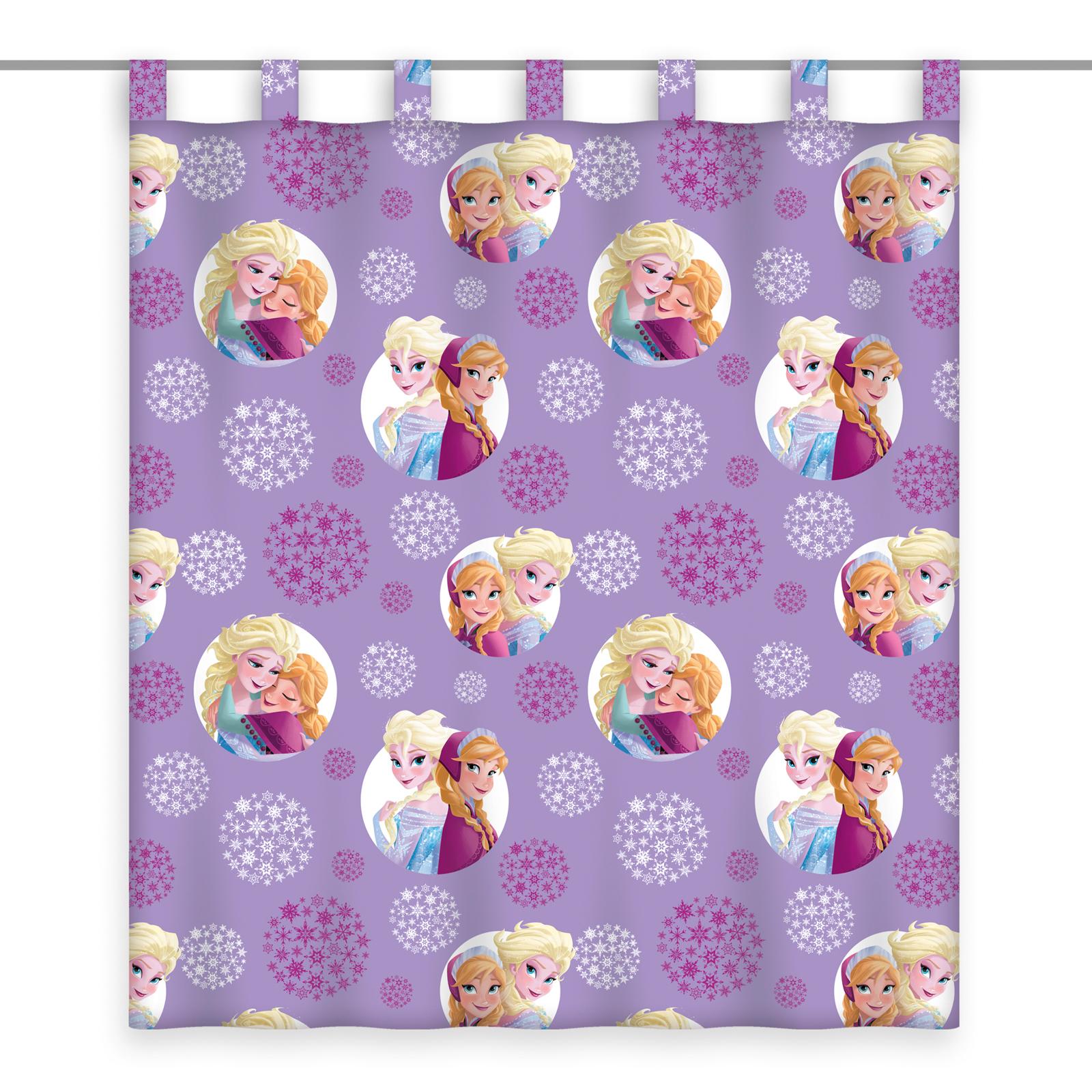 Full Size of Schlaufenschal Kinderzimmer Eisknigin Elsa Und Anna Lila 140x160 Cm Sofa Regale Regal Weiß Kinderzimmer Schlaufenschal Kinderzimmer