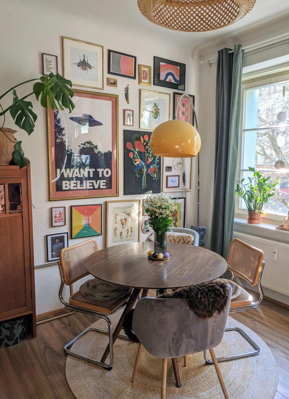 Large Size of Bogenlampe Esstisch Inspiration Ideen Lampe Set Günstig Venjakob Ovaler Rustikaler Industrial 2m Großer Rund Mit Stühlen Esstische Bogenlampe Esstisch