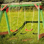 Schaukel Garten Erwachsene Wohnzimmer Garten Mit Auenspielplatz Schaukel Liege Spielhäuser Schallschutz Sichtschutz Pool Im Bauen Skulpturen Liegestuhl Spielturm Swimmingpool Bewässerungssystem