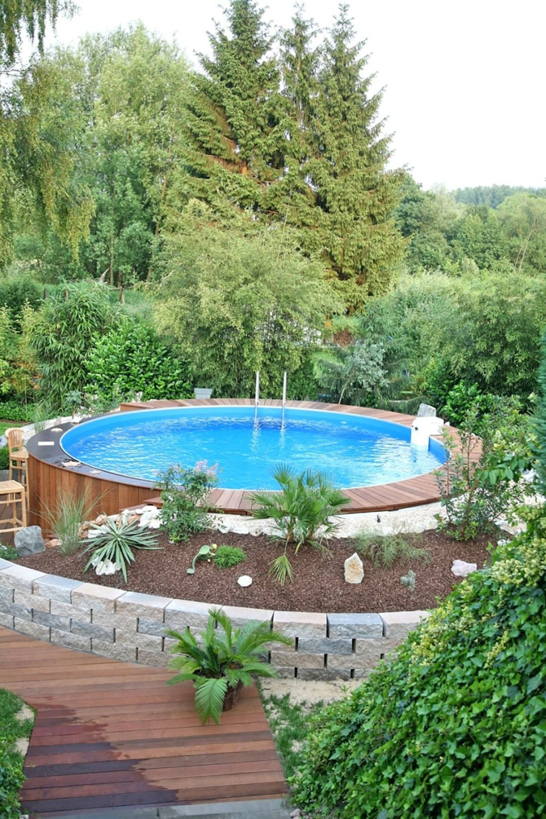 Full Size of Gartenpool Rechteckig Pool Garten Baugenehmigung Swimmingpool Hessen Kosten Im Nrw Holz Wohnzimmer Gartenpool Rechteckig