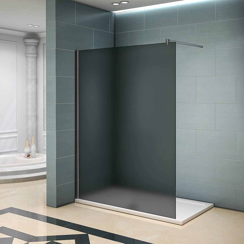 Full Size of Glastrennwand Dusche Duschabtrennung Duschwand 120x200cm Walk In 8mm Nano Graues Ebenerdig Thermostat Badewanne Mit Eckeinstieg Mischbatterie Ebenerdige Kosten Dusche Glastrennwand Dusche