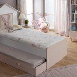 Kinderbett Mädchen Mdchen 120x200 Mit Kopfteil Online Furnart Bett Betten Wohnzimmer Kinderbett Mädchen