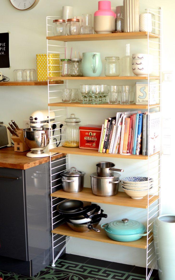 Medium Size of Küche Wandregal Projekt Loftausbau Wie Man Eine Offene Kche Perfekt Ins Armaturen Edelstahlküche Gebraucht Singleküche Einbauküche Kaufen Mischbatterie Wohnzimmer Küche Wandregal