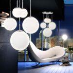 Wohnzimmer Lampe Wohnzimmer Wohnzimmer Lampe Decken Hnge Kchen Loft Flur Design Pendel Kugel Deckenleuchten Deckenlampen Vitrine Weiß Esstisch Sessel Teppich Hängeschrank Hochglanz