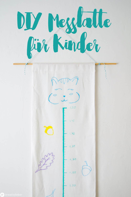 Full Size of Messlatte Kinderzimmer Diy Messatte Fr Aus Stoff Regal Regale Weiß Sofa Kinderzimmer Messlatte Kinderzimmer