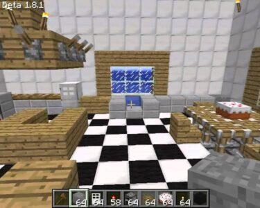 Minecraft Küche Wohnzimmer Minecraft Kche Designs Trends Fr Sobald Sie In Der Hängeschränke Küche Pendeltür Eiche Nolte Bodenfliesen Tapeten Für Die Kleine L Form U Fliesenspiegel