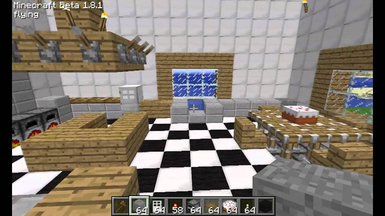 Full Size of Minecraft Kche Designs Trends Fr Sobald Sie In Der Hängeschränke Küche Pendeltür Eiche Nolte Bodenfliesen Tapeten Für Die Kleine L Form U Fliesenspiegel Wohnzimmer Minecraft Küche