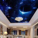 Sternenhimmel Kinderzimmer Kinderzimmer Sternenhimmel Kinderzimmer Pin Auf Weltraum Regal Weiß Regale Sofa