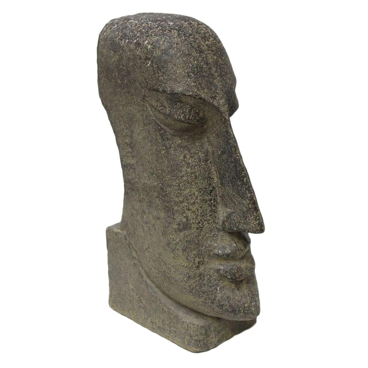 Full Size of Osterinsel Moai Figur Skulptur Stein Lavasand Bali Tiki Garten Liegestuhl Trennwand Bewässerungssysteme Gartenüberdachung Relaxsessel Whirlpool Spaten Wohnzimmer Skulptur Garten