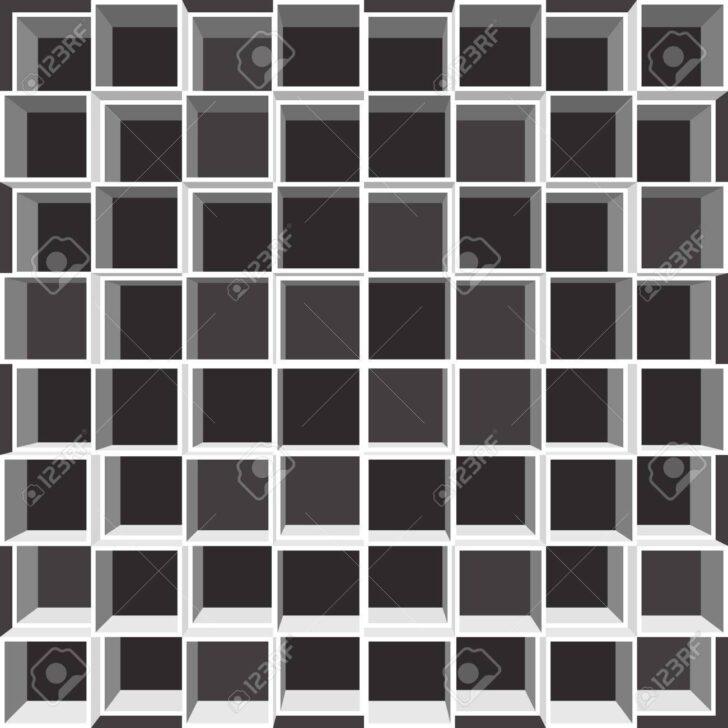 Medium Size of Fächer Regal Mit Quadratischen Fchern Wei Auf Schwarzem Schulte Regale Paletten Kolonialstil Günstig Weiße Dvd Flexa Tisch Kombination Cd Buche Holzregal Regal Fächer Regal