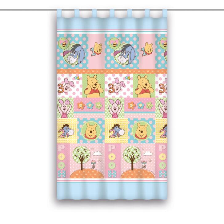 Medium Size of Schlaufenschal Kinderzimmer Winnie Pooh Blau Bunt 140x160 Cm Online Bei Regal Weiß Regale Sofa Kinderzimmer Schlaufenschal Kinderzimmer