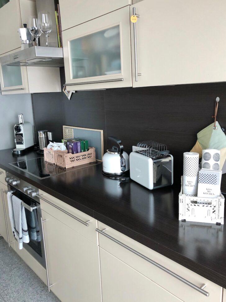 Medium Size of Wandgestaltung Kche So Einfach Wirds Wohnlich Fliesenspiegel Küche Glas Salamander Arbeitsschuhe Modul Schnittschutzhandschuhe Arbeitsplatten Singleküche Wohnzimmer Wandgestaltung Küche