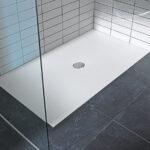 Bodengleiche Dusche Einbauen Einbautiefe Begehbare Ohne Tür Komplett Set Barrierefreie Nachträglich Duschen 90x90 Grohe Thermostat Unterputz Nischentür Dusche Bodengleiche Dusche Einbauen