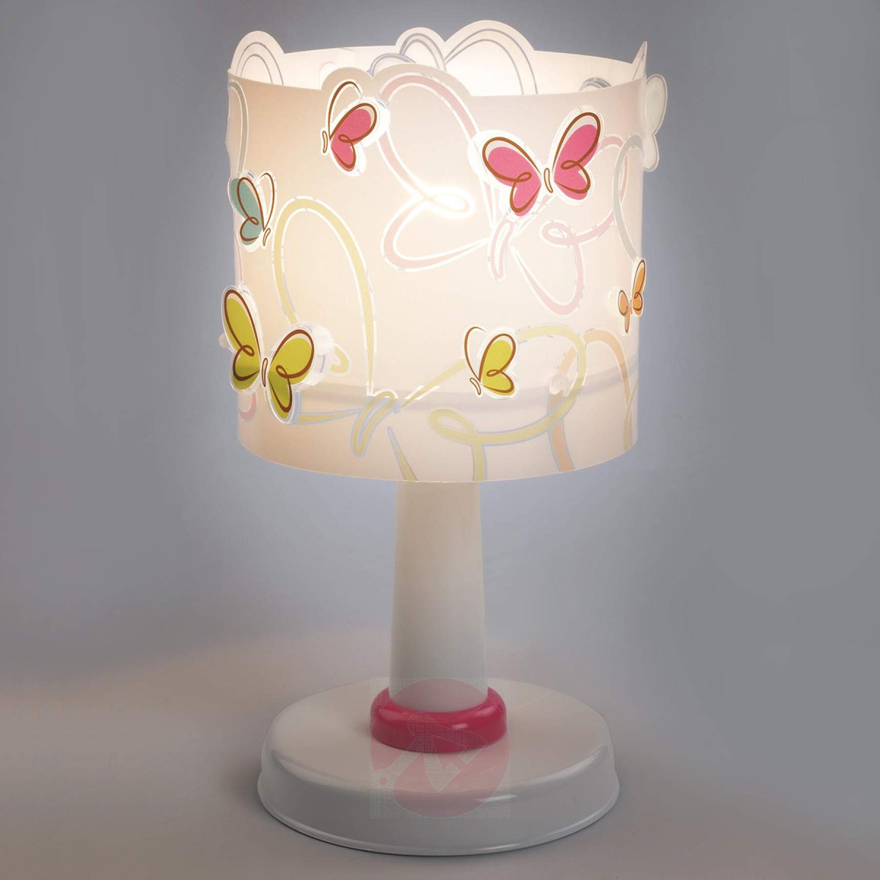 Full Size of Butterfly Se Tischleuchte Frs Kinderzimmer Kaufen Lampenweltde Regal Wohnzimmer Stehlampe Regale Stehlampen Schlafzimmer Sofa Weiß Kinderzimmer Stehlampe Kinderzimmer