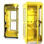 Duschen Kaufen Recycling Design Stilvoll In Der Gelben Telefonzelle Welt Küche Billig Günstig Betten Tipps Esstisch Schüco Fenster Sofa Bad Bett Hamburg Dusche Duschen Kaufen