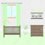 Mit Braunen Mbeln Baby Grne Innenraum Boy Regal Sofa Bad Weiß Hochglanz Schlafzimmer Regale Wohnzimmer Kinderzimmer Kommode Kinderzimmer