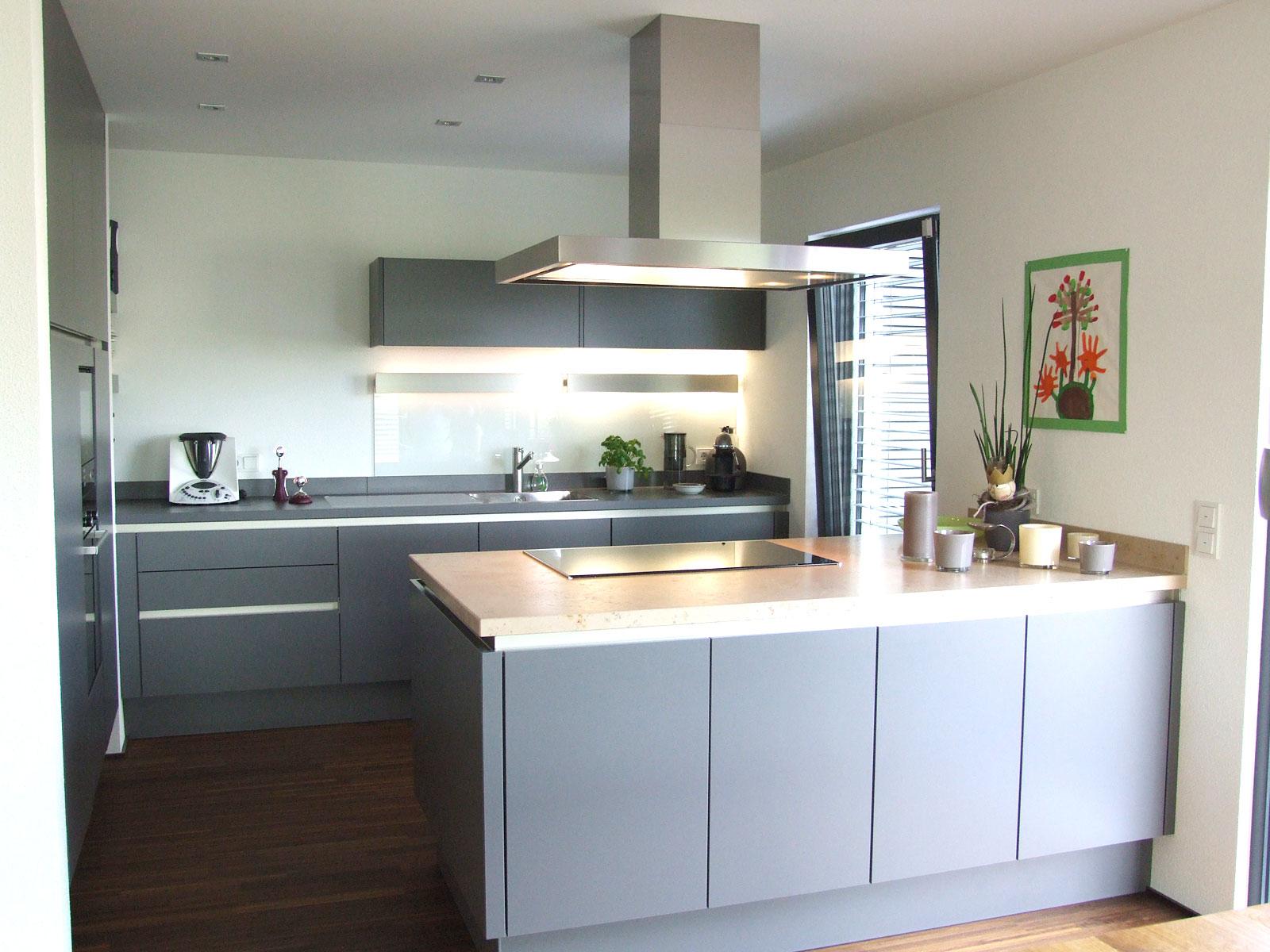 Full Size of Küchenideen Referenzen Kchenideen Schraivogel Ihr Musterhaus Kchen Wohnzimmer Küchenideen