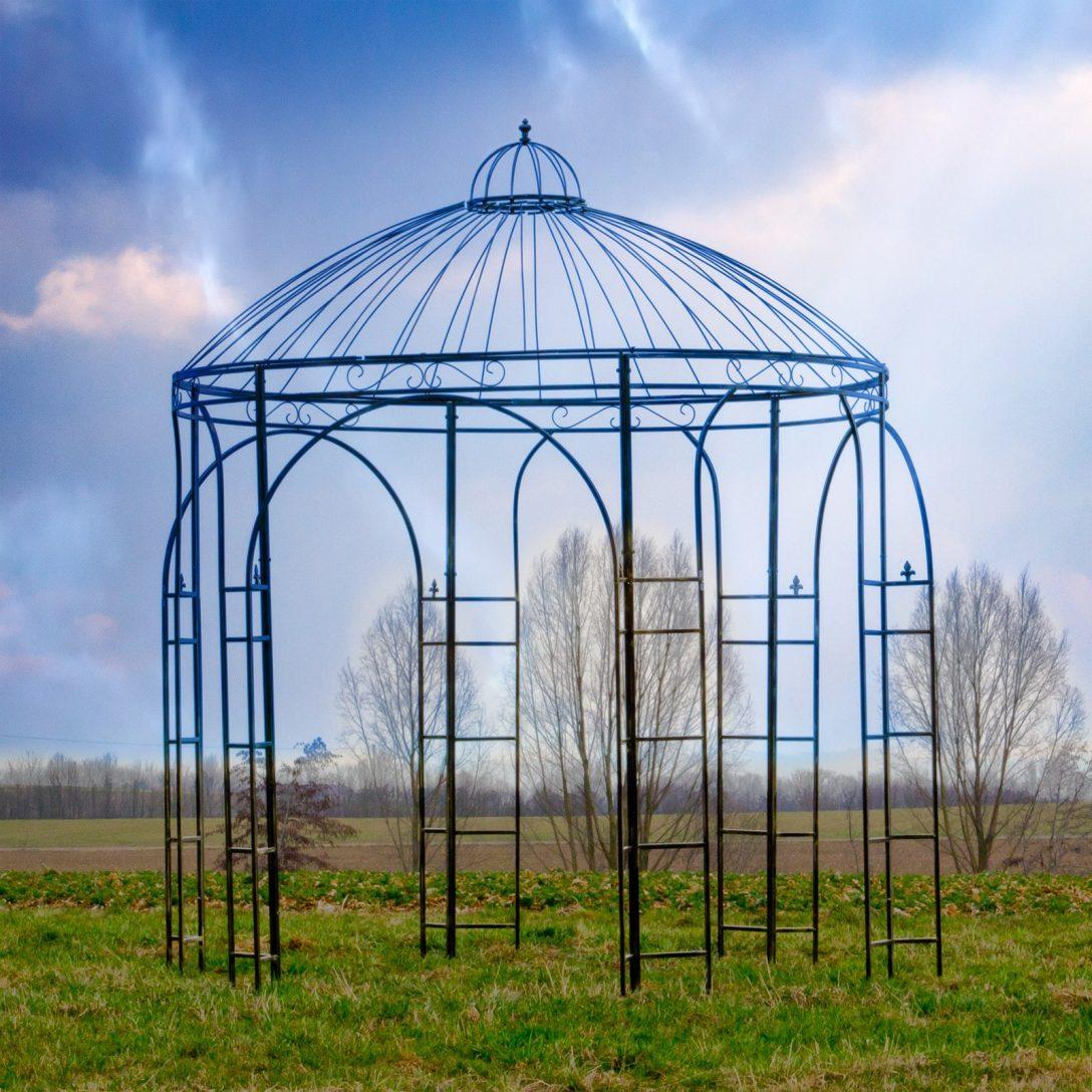 Large Size of Gartenpavillon Metall Garten Pavillon Exclusiv Deko Regale Regal Weiß Bett Wohnzimmer Gartenpavillon Metall