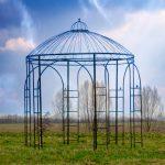 Gartenpavillon Metall Wohnzimmer Gartenpavillon Metall Garten Pavillon Exclusiv Deko Regale Regal Weiß Bett