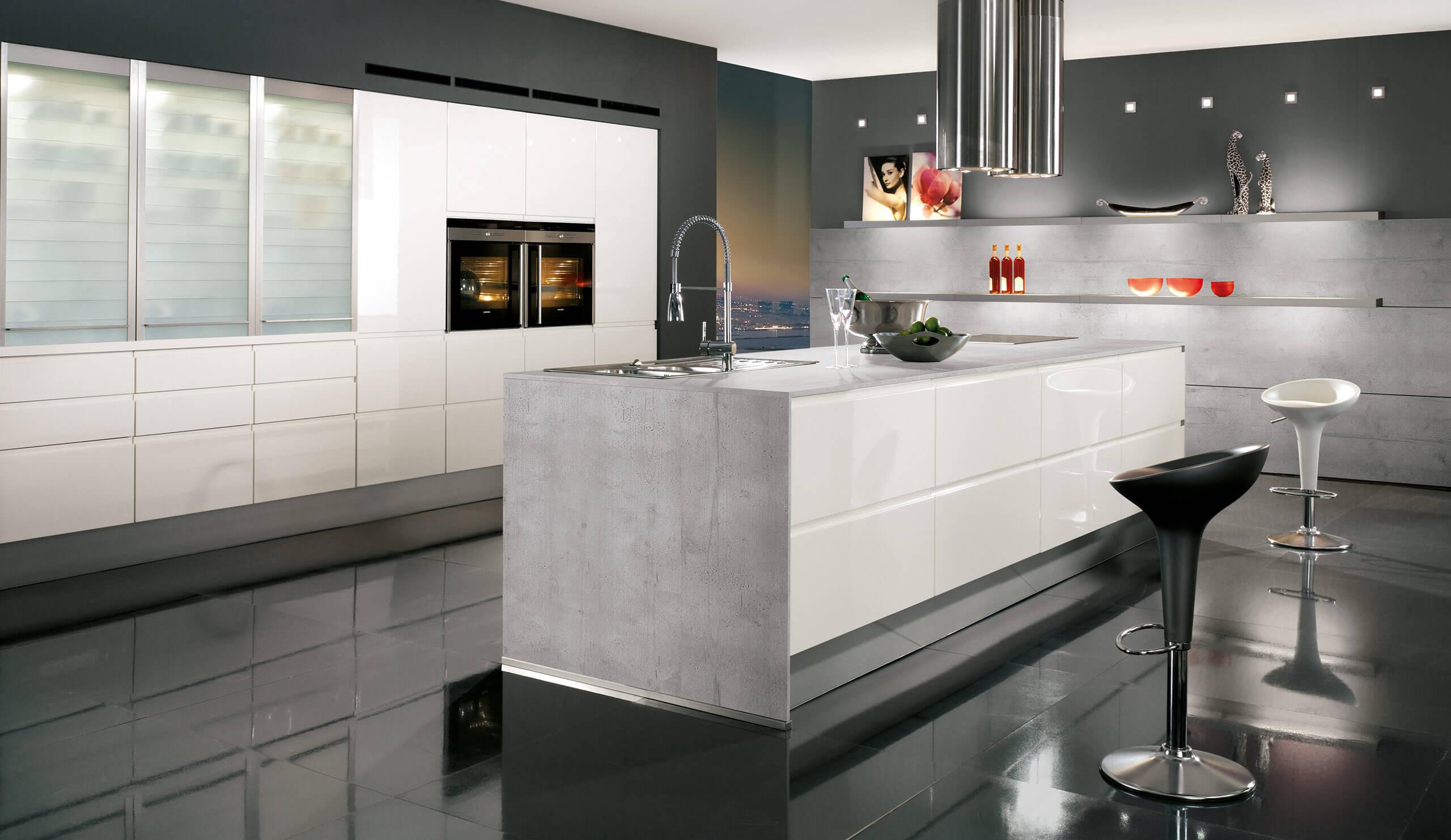 Full Size of Küchen Ideen Weie Kchen Haus Deko Regal Bad Renovieren Wohnzimmer Tapeten Wohnzimmer Küchen Ideen
