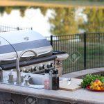 Outdoor Waschbecken Wohnzimmer Outdoor Waschbecken Vorbereiten Einer Mahlzeit Sommer In Einem Kche Keramik Küche Bad Kaufen