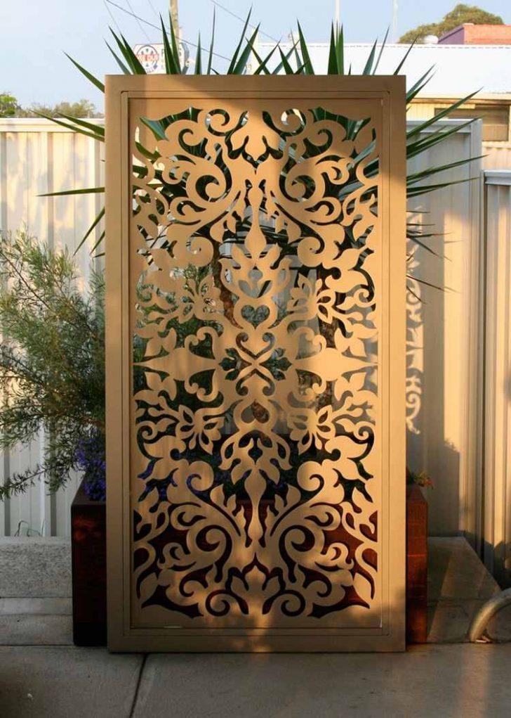 Medium Size of Paravent Balkon Fr Garten 15 Ideen Einen Beweglichen Sichtschutz Wohnzimmer Paravent Balkon