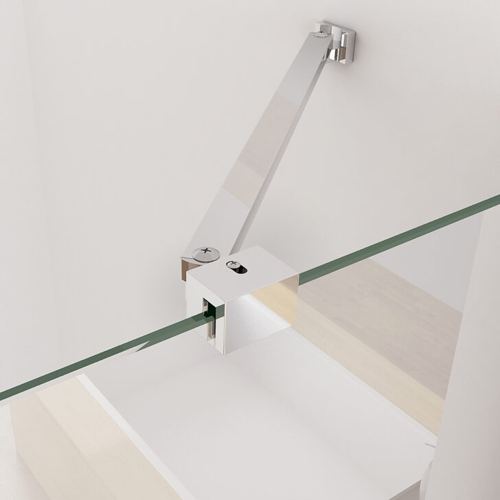 Medium Size of Duschabtrennung Nischentr Scharniertr Duschtr Duschwand Dusche Bodengleiche Abfluss Begehbare Ohne Tür Wand Schulte Duschen Sprinz Koralle Unterputz Armatur Dusche Nischentür Dusche