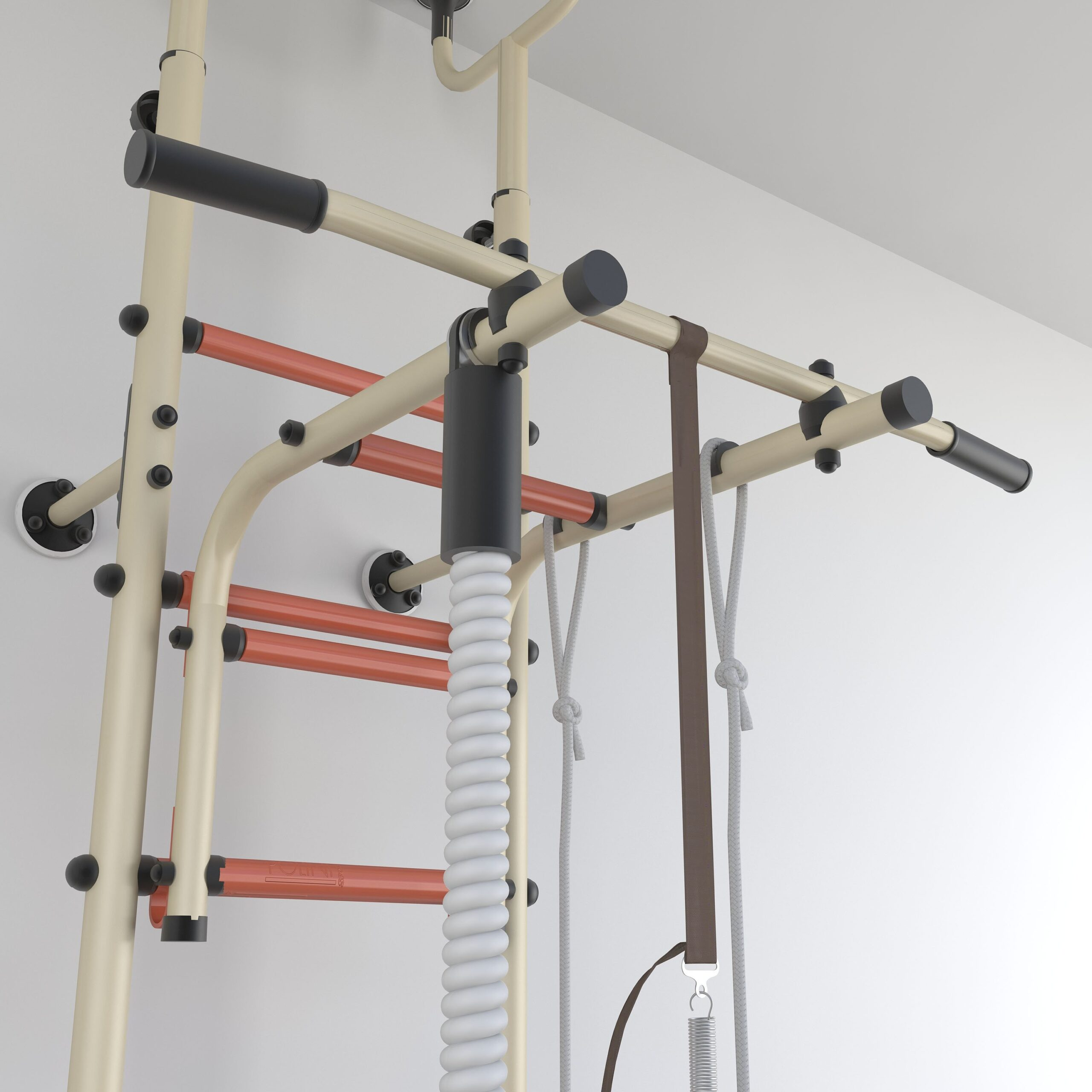 Full Size of Sprossenwand Kinderzimmer Klettergerst Polini Sport Active Kombihalterung Gelb Regal Regale Weiß Sofa Kinderzimmer Sprossenwand Kinderzimmer