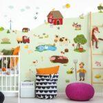 Kinderzimmer Wanddeko Küche Regal Sofa Weiß Regale Kinderzimmer Kinderzimmer Wanddeko