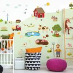 Kinderzimmer Wanddeko Kinderzimmer Kinderzimmer Wanddeko Küche Regal Sofa Weiß Regale